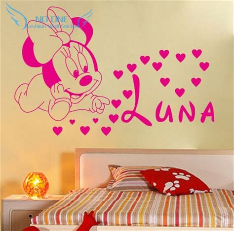 Free shipping home decoration Creative DIY cute Mickey ...