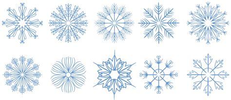 Free Snowflakes 2 Vectors   Download Free Vectors, Clipart ...