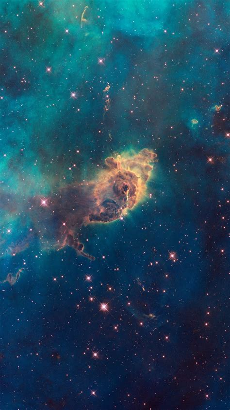 Free Space iPhone HD Backgrounds | PixelsTalk.Net