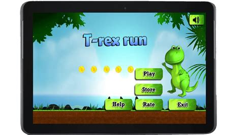 [FREE] T rex Run   Android Games Chat