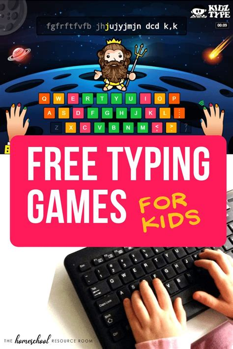 FREE Typing Games for Kids: KidzType Review! | Learning ...