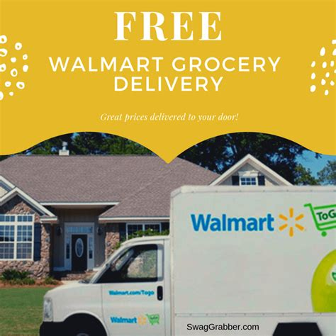 Free Walmart Grocery Delivery   Get Groceries Delivered to ...