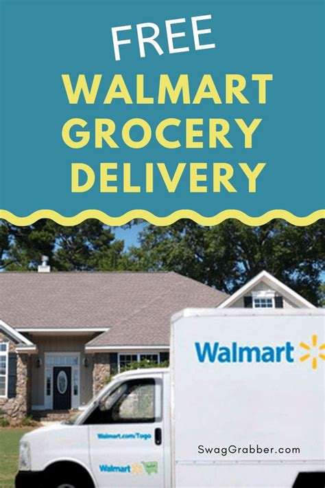 Free Walmart Grocery Delivery – Get Groceries Delivered to ...