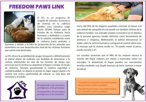 Freedom Paws Links, un programa de acogida para animales ...