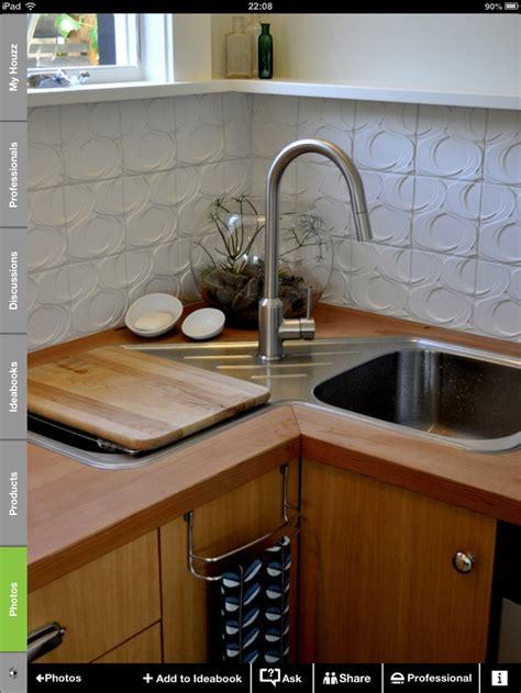 Fregadero esquina   Cocina con fregadero en esquina ...