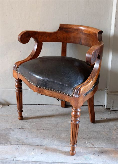 French Antique Desk Chair › Puckhaber Decorative Antiques ...