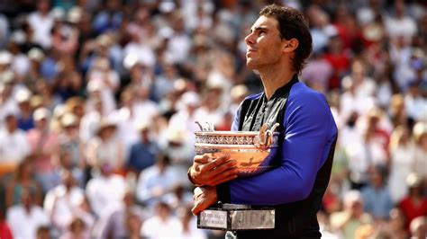 French Open final: Rafael Nadal becomes first man to win ...