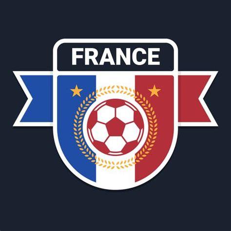 French Soccer Or Football Badge Logo Design   Download ...