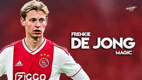 Frenkie De Jong 2019   Perfect Midfielder   Welcome to ...