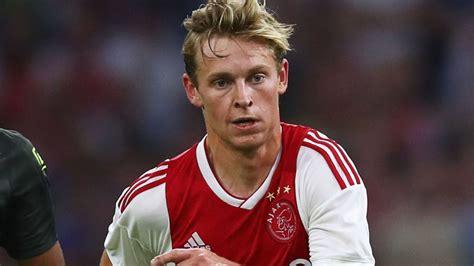 Frenkie de Jong admits he nearly joined Tottenham before ...