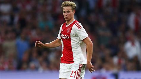 Frenkie de Jong   Ajax deserved to reach the Champions ...