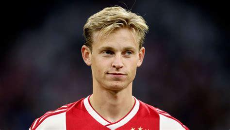 Frenkie De Jong Confirms He Will Not Leave Ajax This ...