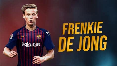 Frenkie de Jong Definitief naar Barcelona #86 miljoen euro