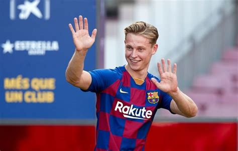 Frenkie de Jong dreamed of playing for Arsenal before ...