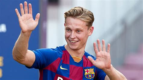 Frenkie de Jong envisaged Arsenal to Barcelona transfer ...