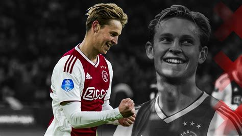 Frenkie de Jong Goals and Skills 2018   2019 HD   YouTube