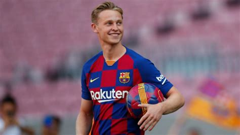 Frenkie de Jong keen to sustain Cruyff traditions at ...
