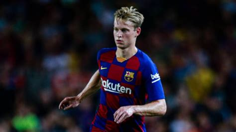 Frenkie de Jong   Player profile 19/20   Transfermarkt