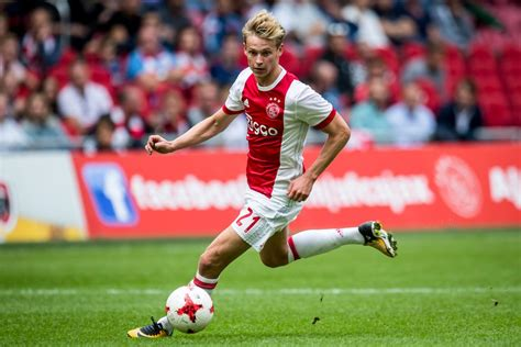 Frenkie de Jong — Ajax Daily
