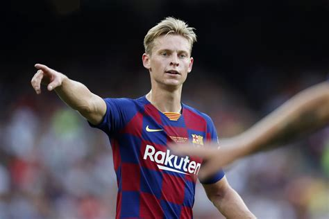 Frenkie de Jong talks about how he can improve at ...