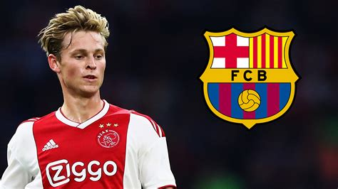 Frenkie de Jong to Barcelona transfer: Why Ajax signing ...