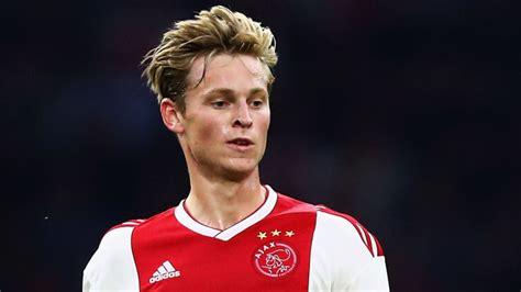 Frenkie de Jong to join Barcelona from Ajax in July ...