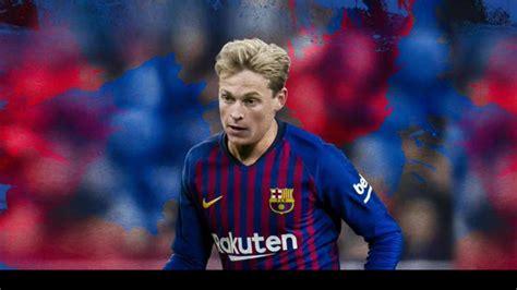 Frenkie de Jong to join Barcelona in 7.5 crore euros ...