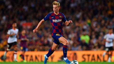 Frenkie Of Jong, proud:  East has been my best split...