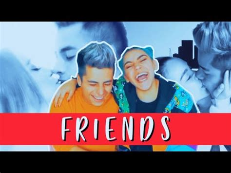 friends | sofia castro & javier ramirez ♡   YouTube