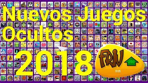 FRIV.com   Juegos FRIV 2018: Truco para ver TODOS los ...