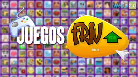 FRIV   Juegos Friv y juegos de Friv   Web a 2.0   YouTube