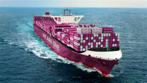 From blue to magenta: shipping company MOL officially part ...