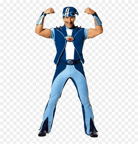From Lazytown Wiki   Lazy Town Sportacus, HD Png Download ...