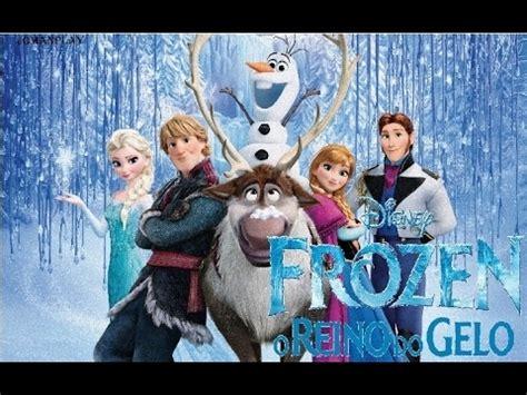 Frozen | Película Completa Disney del Libro Interactivo en ...