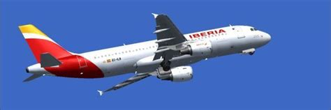 FS2004/FSX – Iberia Airbus A320 214 – Welcome to Perfect ...