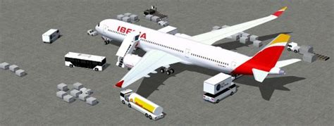FSX – Iberia Airbus A350 900 AGS V6 – Welcome to Perfect ...