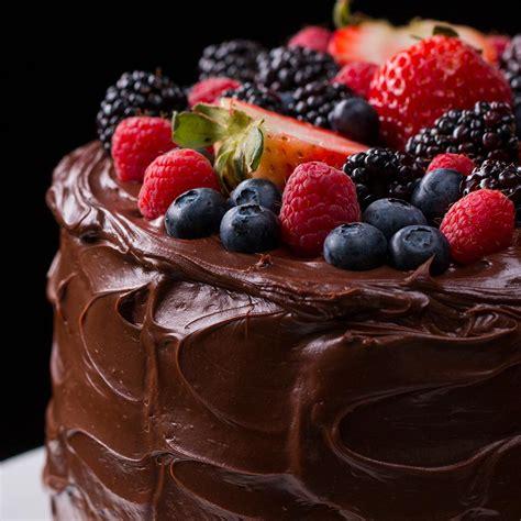 Fudgiest Dairy Free Chocolate Cake Recipe by Tasty