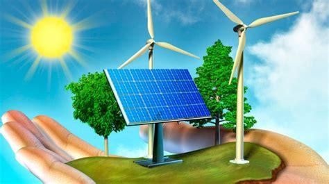 Fuentes de energía renovables   La Verdad Noticias