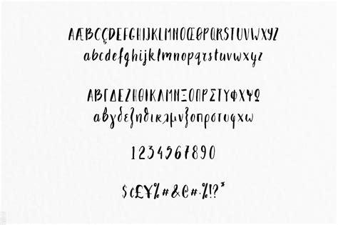 Fuentes tipográficas estilo lettering en descarga libre ...