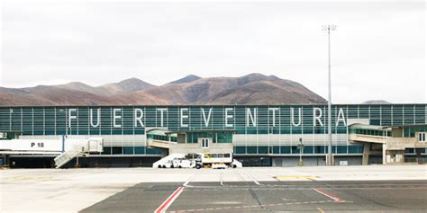 Fuerteventura Airport Parking | ParkVia