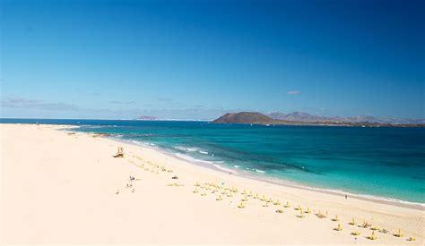 Fuerteventura: las playas más largas de España