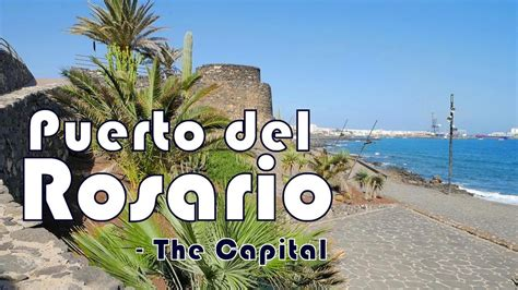 Fuerteventura | Puerto del Rosario   The Island Capital ...