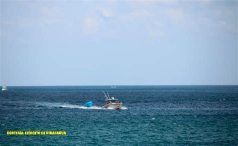 Fuerza Naval del Pacífico rescata a 4 salvadoreños que ...