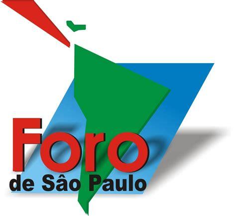 Fuerza Solidaria » Archivo » ¿Qué es el Foro de São Paulo?
