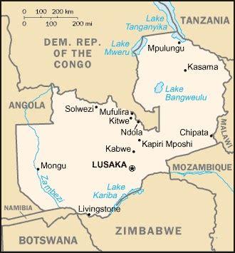 Fuerzas Armadas del Mundo: ZAMBIA
