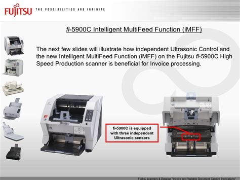 Fujitsu Scanners and Datacap, Invoice and Variable ...