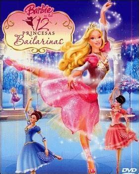 Full Entretenimiento: Barbie Y Las 12 Princesas Bailarinas ...