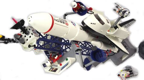 Full Set PLAYMOBIL Space Toys   Rockets, Shuttles and ...
