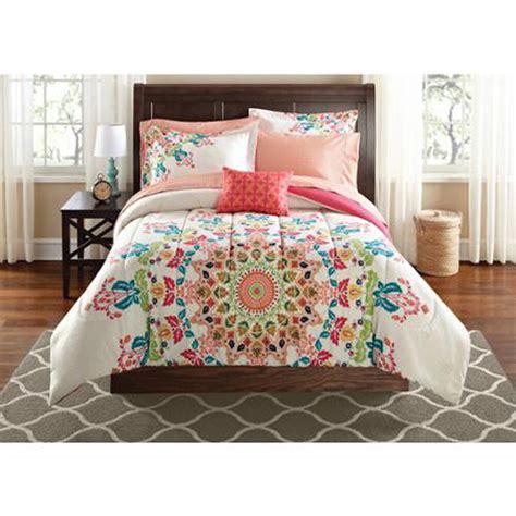 Full Size Bedding Set Comforter Sheets Bed In a Bag ...