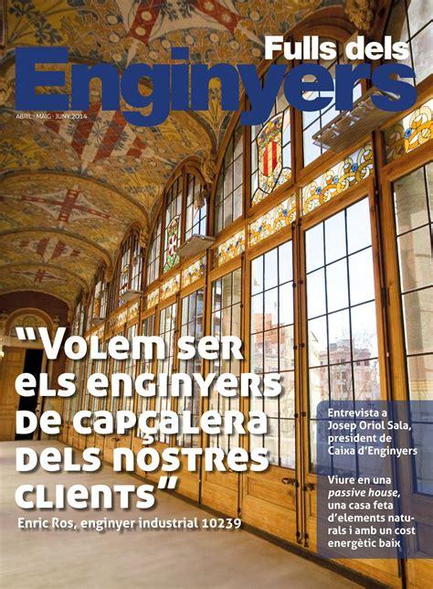 Fulls dels Enginyers 284 by Col·legi d Enginyers ...